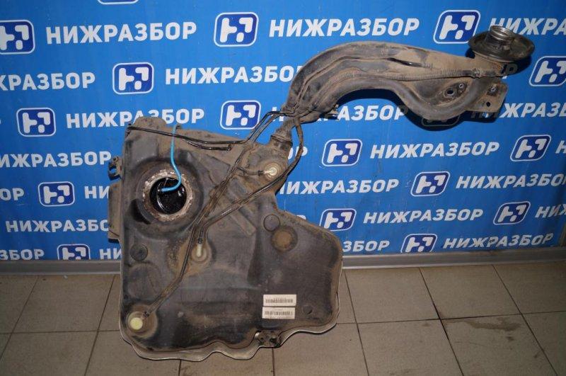 Бензобак Skoda Yeti КРОССОВЕР 1.2T (CBZB) 2011 (б/у)