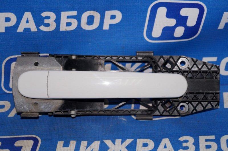 Ручка двери Skoda Yeti КРОССОВЕР 1.2T (CBZB) 2011 задняя правая (б/у)