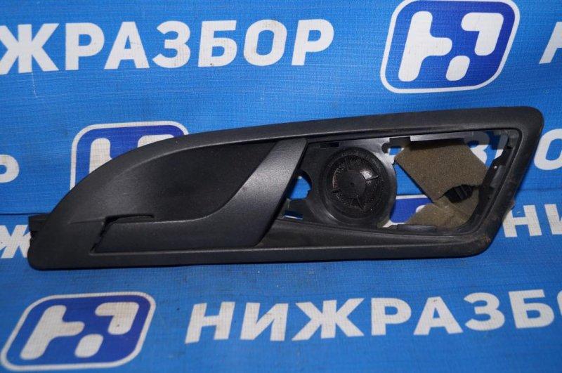Ручка двери Skoda Yeti КРОССОВЕР 1.2T (CBZB) 2011 передняя левая (б/у)