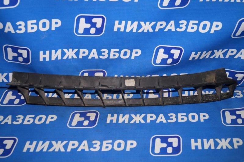 Направляющая бампера Skoda Yeti КРОССОВЕР 1.2T (CBZB) 2011 задняя левая (б/у)