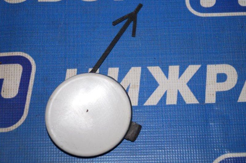 Заглушка буксировочного крюка Skoda Yeti КРОССОВЕР 1.2T (CBZB) 2011 (б/у)