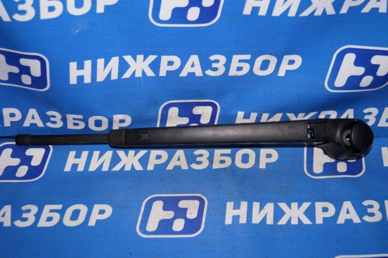 Поводок стеклоочистителя Skoda Yeti КРОССОВЕР 1.2T (CBZB) 2011 задний (б/у)