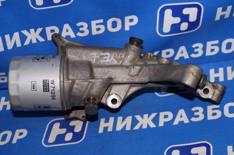 Кронштейн масляного фильтра Skoda Yeti КРОССОВЕР 1.2T (CBZB) 2011 (б/у)