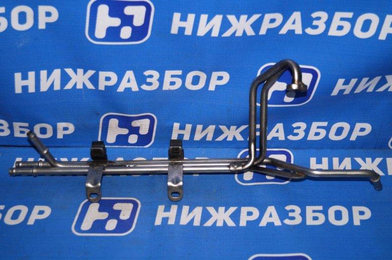 Трубка охлажд. жидкости металлическая Skoda Yeti КРОССОВЕР 1.2T (CBZB) 2011 (б/у)