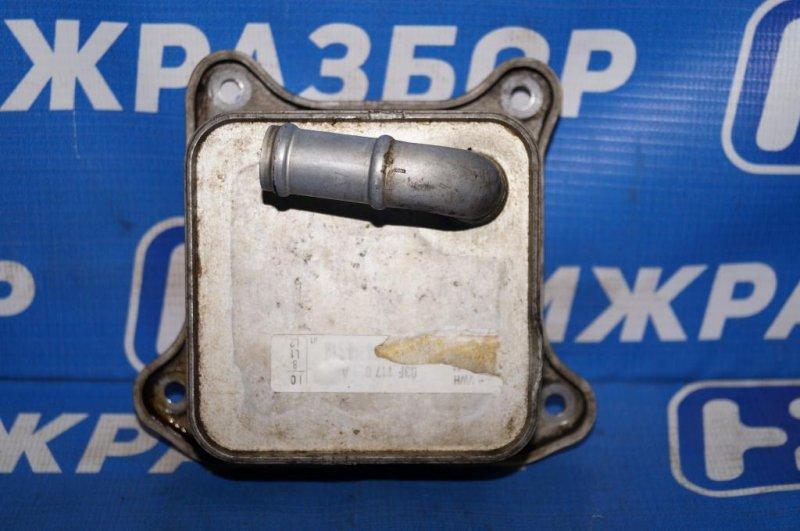 Радиатор масляный Skoda Yeti КРОССОВЕР 1.2T (CBZB) 2011 (б/у)