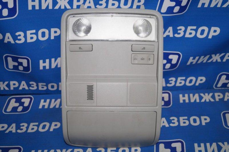 Плафон салонный Skoda Yeti КРОССОВЕР 1.2T (CBZB) 2011 (б/у)