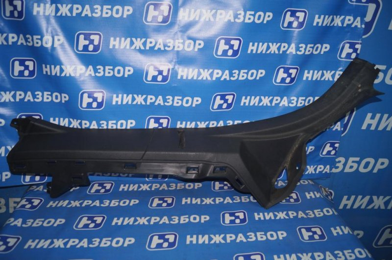 Обшивка стойки Skoda Yeti КРОССОВЕР 1.2T (CBZB) 2011 (б/у)
