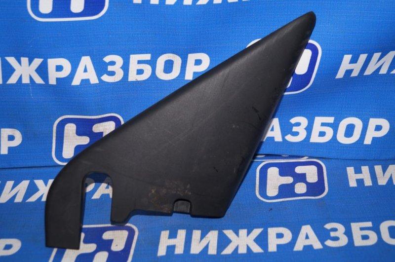 Накладка двери Skoda Yeti КРОССОВЕР 1.2T (CBZB) 2011 передняя правая (б/у)