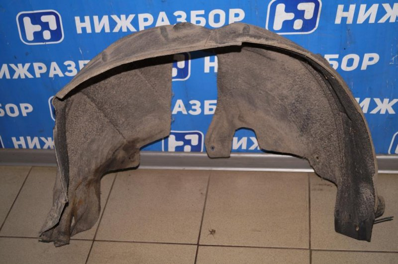 Локер Skoda Yeti КРОССОВЕР 1.2T (CBZB) 2011 задний правый (б/у)