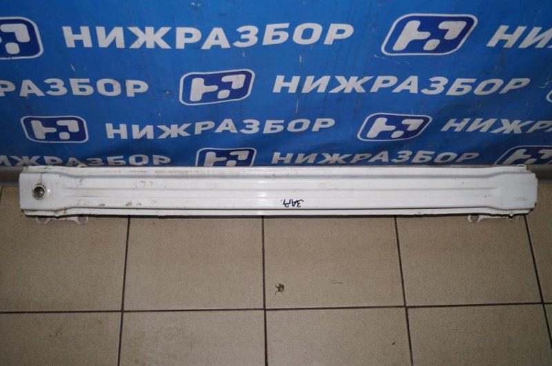Усилитель бампера Skoda Yeti КРОССОВЕР 1.2T (CBZB) 2011 задний (б/у)