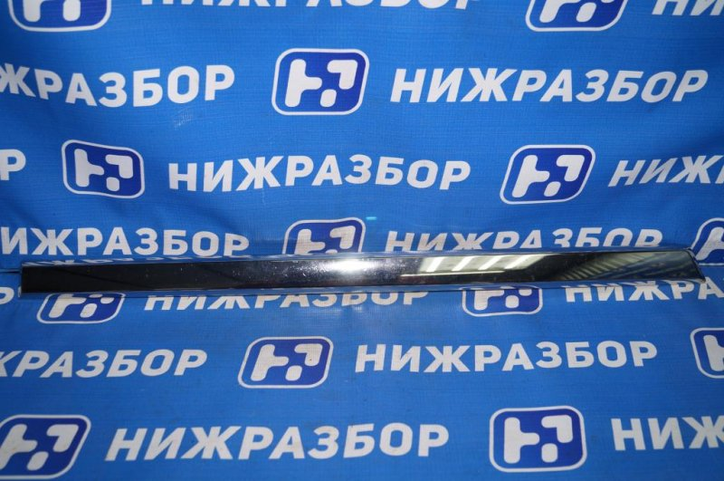 Молдинг двери Mercedes Glk-Class X156 2008 задний правый (б/у)