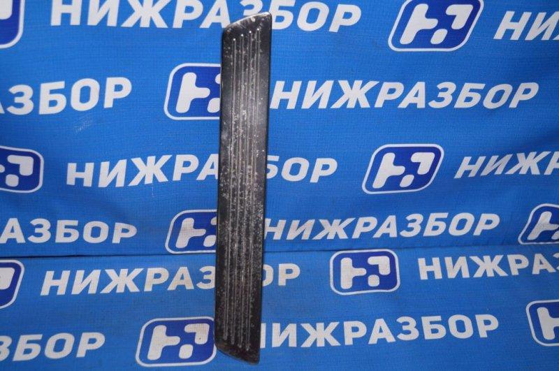Накладка на порог (наружная) Mercedes M-Class W166 2011> (б/у)