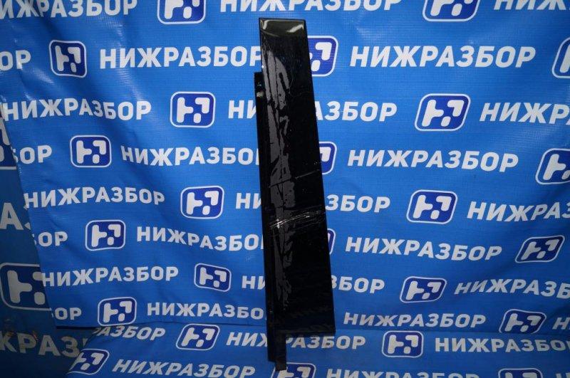 Накладка двери Mercedes Glk-Class X156 2008 задняя правая (б/у)
