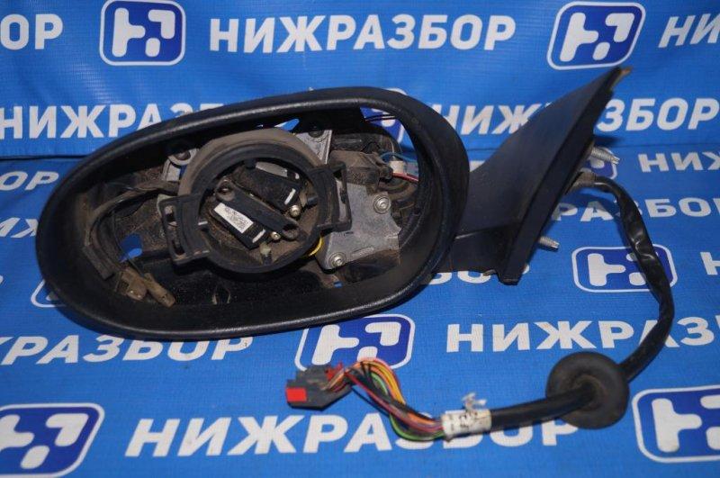 Зеркало электрическое Jaguar X-Type X 400 2001 левое (б/у)