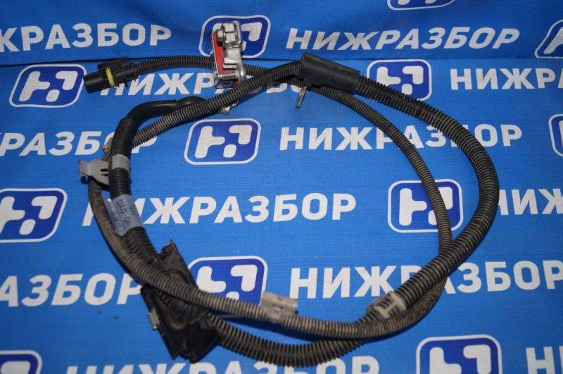 Клемма аккумулятора Mercedes Glk-Class X156 2008 (б/у)