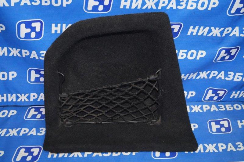 Обшивка багажника Mercedes Gl-Class X166 2012 правая (б/у)