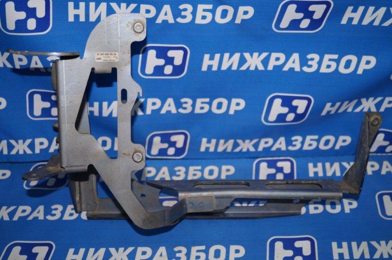 Кронштейн радиатора Mercedes M-Class W166 2011> (б/у)