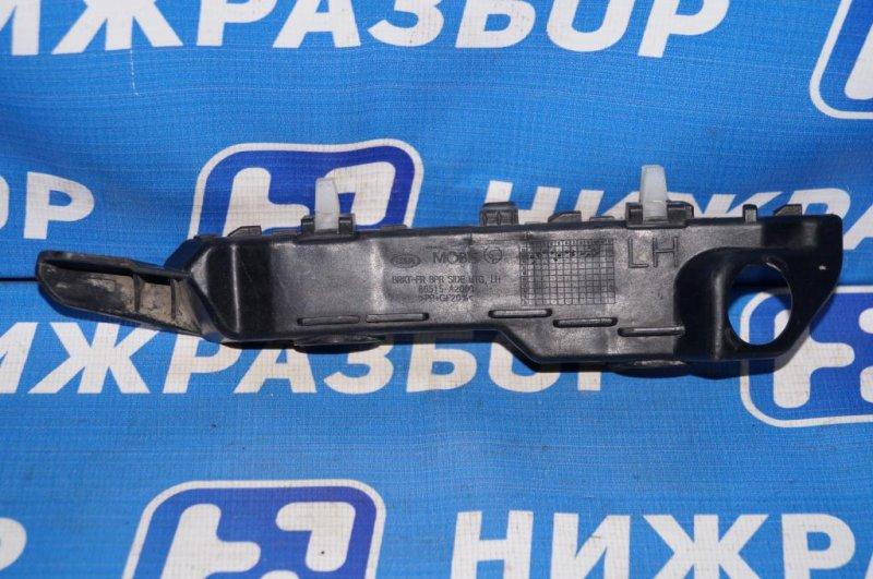 Кронштейн бампера Kia Ceed 2 JD 2012 передний левый (б/у)
