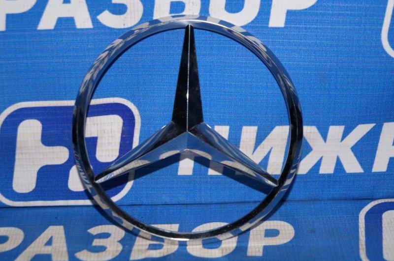 Значок (эмблема) Mercedes Gl-Class X164 2006 (б/у)