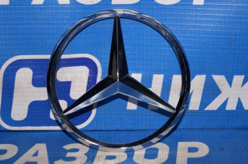 Значок (эмблема) Mercedes Glk-Class X156 2008 (б/у)