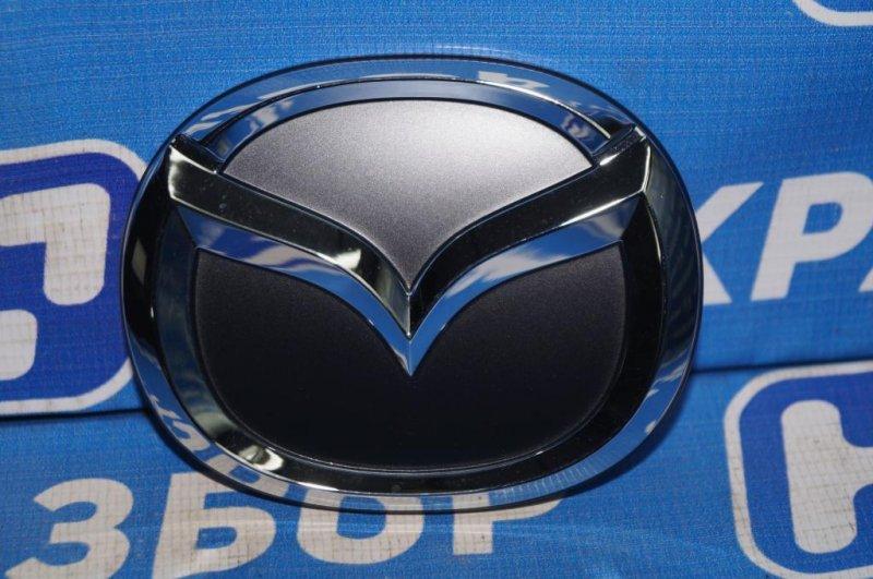 Значок (эмблема) Mazda Tribute EP 2000 (б/у)