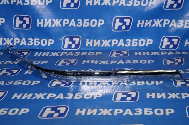 Молдинг крыла Mercedes Glk-Class X156 2008 задний левый (б/у)