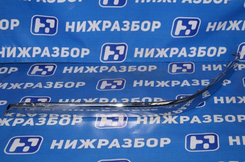 Молдинг крыла Mercedes Glk-Class X156 2008 задний правый (б/у)