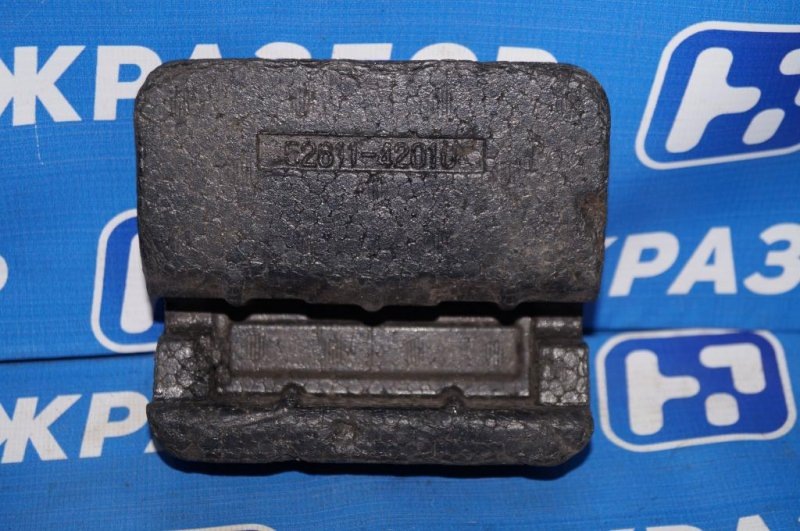 Наполнитель бампера Toyota Rav 4 A30 2006 передний (б/у)
