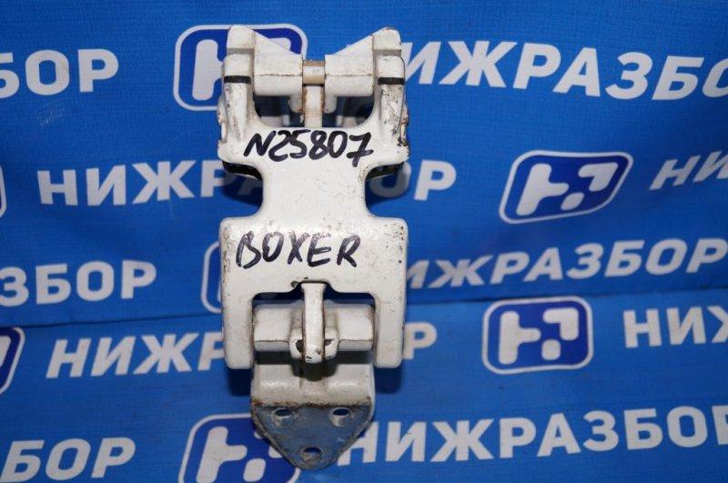 Петля багажника Peugeot Boxer 2006> (б/у)