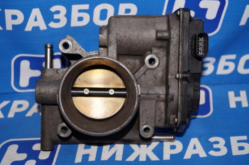 Заслонка дроссельная Mazda 6 GH 2007 (б/у)