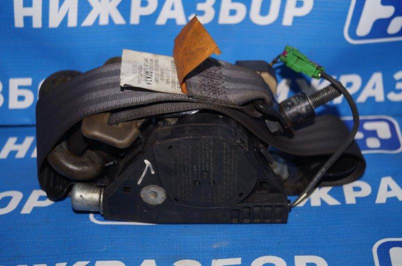 Ремень безопасности с пиропатроном Chevrolet Lacetti 2004 (б/у)