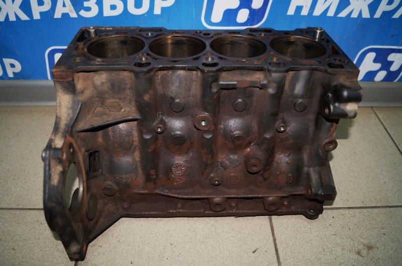 Блок двигателя Opel Vectra C 1.8 Z18XER 2008 (б/у)