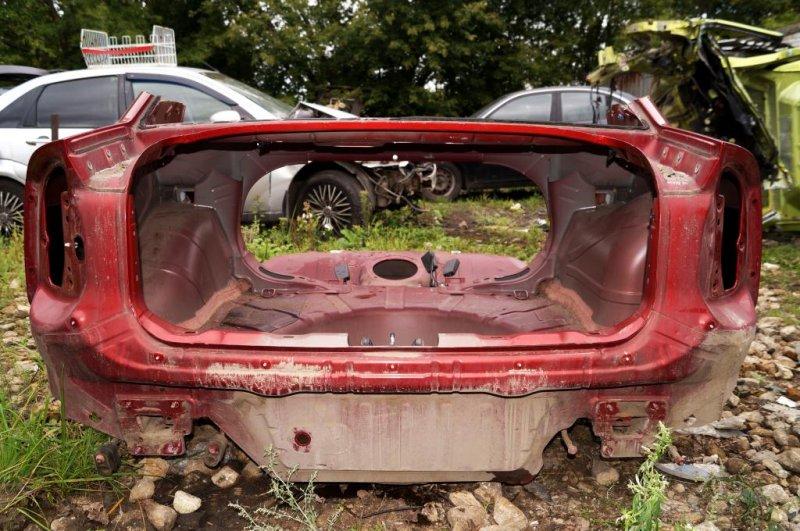 Панель кузова Opel Vectra C 1.8 Z18XER 2008 задний (б/у)
