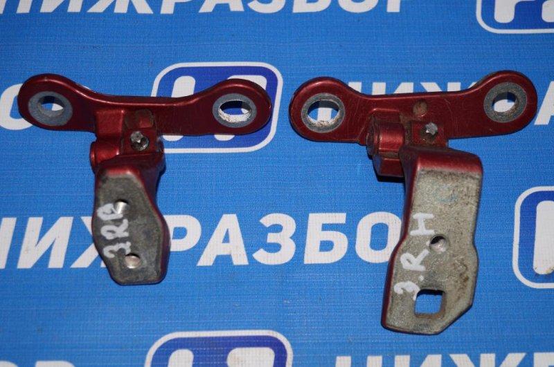 Петля двери Opel Vectra C 1.8 Z18XER 2008 задняя правая (б/у)