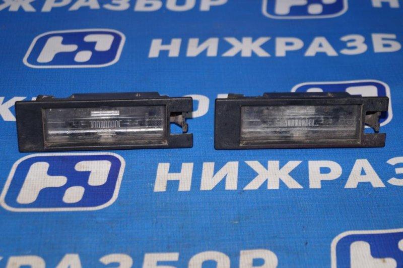 Фонарь подсветки номера Opel Vectra C 1.8 Z18XER 2008 (б/у)
