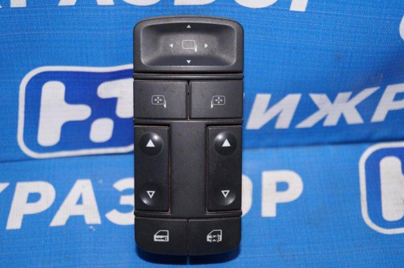 Блок управления стеклоподъемниками Opel Vectra C 1.8 Z18XER 2008 (б/у)