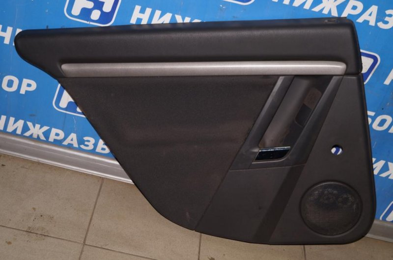 Обшивка двери Opel Vectra C 1.8 Z18XER 2008 задняя левая (б/у)
