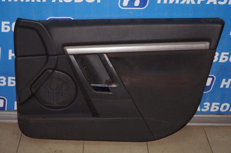 Обшивка двери Opel Vectra C 1.8 Z18XER 2008 передняя правая (б/у)