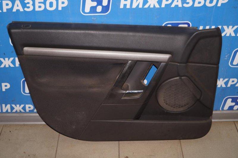 Обшивка двери Opel Vectra C 1.8 Z18XER 2008 передняя левая (б/у)