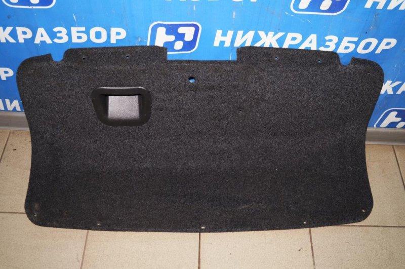 Обшивка крышки багажника Opel Vectra C 1.8 Z18XER 2008 (б/у)