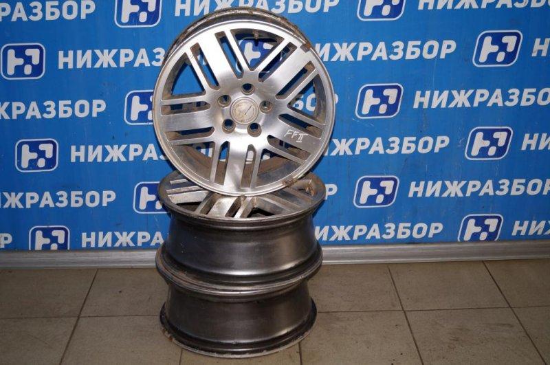 Диск литой Ford Focus 2 СЕДАН 1.6L (HXDB) 2006 (б/у)