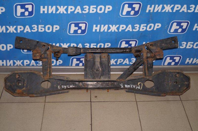 Балка Mazda 3 BK 2002 задняя (б/у)