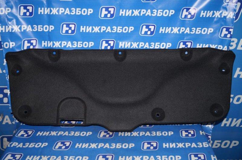 Обшивка крышки багажника Kia Rio 3 QB 1.4 (G4FA) (б/у)