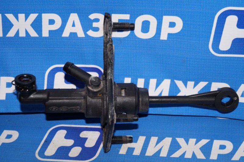 Цилиндр сцепления главный Kia Rio 3 QB 1.4 (G4FA) (б/у)