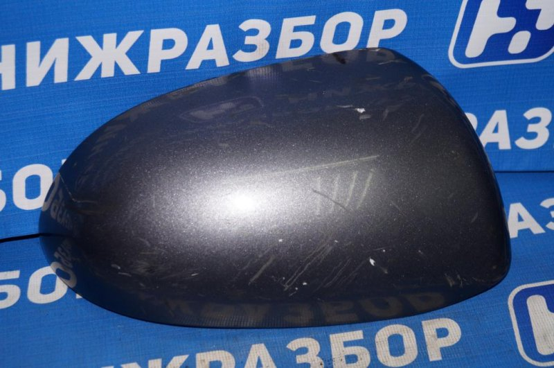 Накладка зеркала Kia Rio 3 QB 1.4 (G4FA) правая (б/у)