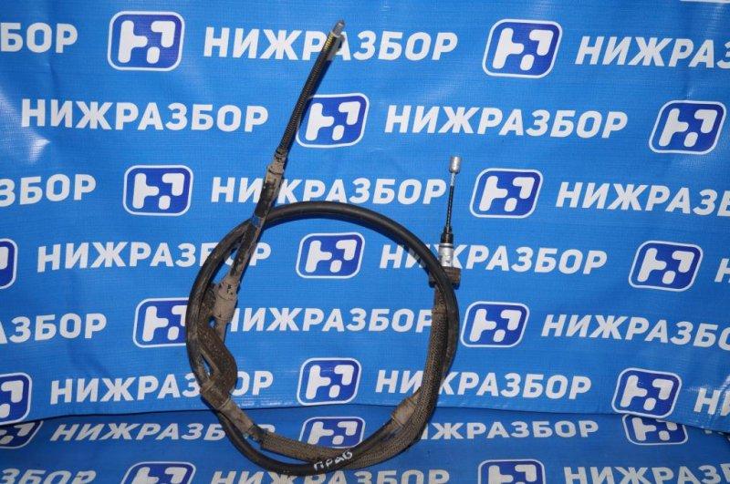 Трос ручника Kia Rio 3 QB 1.4 (G4FA) (б/у)
