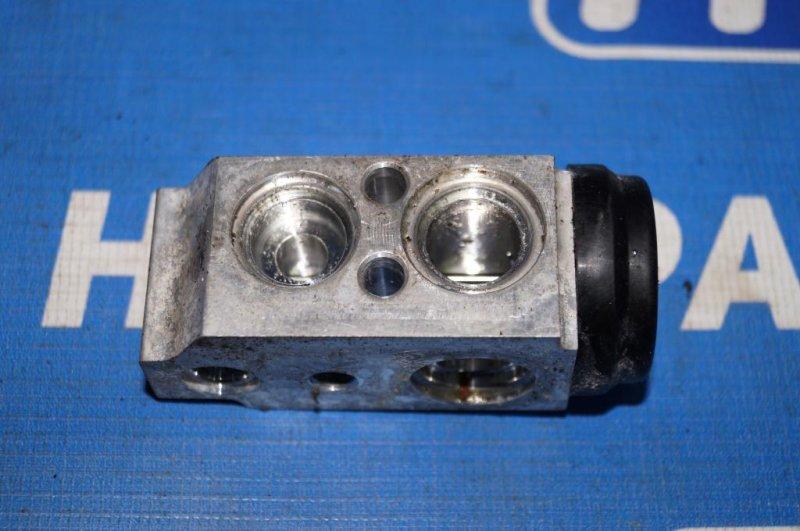 Клапан кондиционера Kia Rio 3 QB 1.4 (G4FA) (б/у)