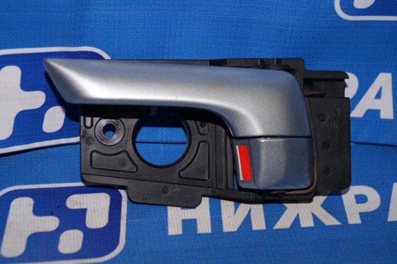 Ручка двери Kia Rio 3 QB 1.4 (G4FA) задняя левая (б/у)