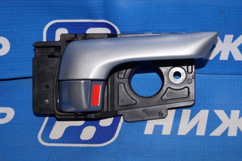 Ручка двери Kia Rio 3 QB 1.4 (G4FA) передняя правая (б/у)