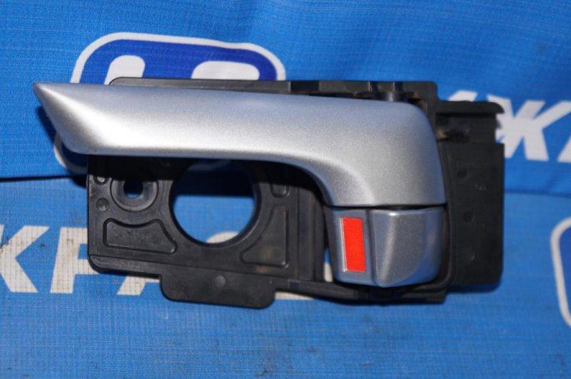 Ручка двери Kia Rio 3 QB 1.4 (G4FA) передняя левая (б/у)
